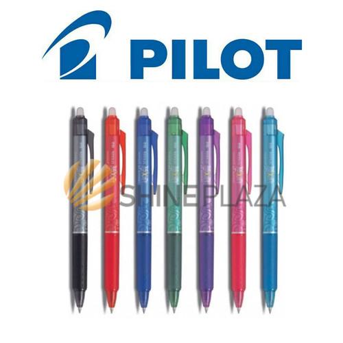 Foto Produk Pulpen Frixion Pilot 0.5 - Pen Bisa Dihapus - Black dari Shine Plaza