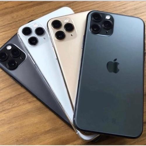 Foto Produk Iphone 11 pro 256gb secondhand unit mulus perfect ex inter - silver dari Newstore tangerang