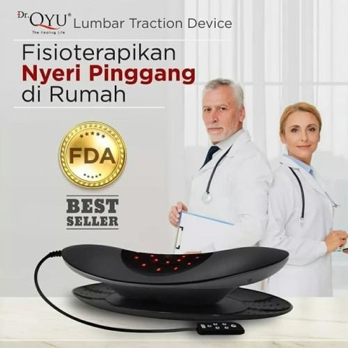 Foto Produk Alat Terapi Dr Qyu Lumbar Traction Device | Asli Dimarco Dan Gogomall dari Dimarcogogomal