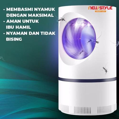 Foto Produk Newstyle Lampu Perangkap Nyamuk LED Putih dari Newstyle Indonesia