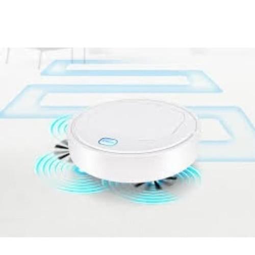 Foto Produk Smart Robot Vacuum Mopping Cleaner (sapu pel lantai otomatis) - Putih dari Mall sumo