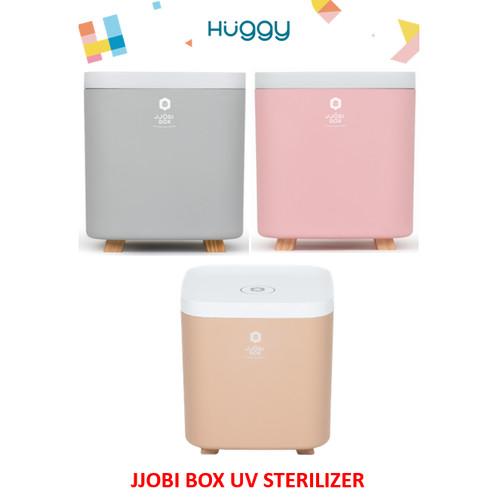 Foto Produk JJOBI Box- Kotak Sterilisasi Serba Guna UV Sterilizer - Cokelat dari Huggy Baby