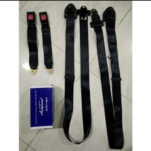 Foto Produk Safety belt manual/sabuk pengaman mobil dan bus dari Eddy variasi motor