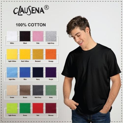 Foto Produk Kaos Polos Clausena Cotton Combed 30s dari otheshop