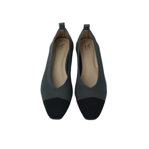 Foto Produk Les Femmes Flat Shoes Black/ Sepatu Wanita - WFS191103377 - Blue, 38 dari LesFemmes Official Store