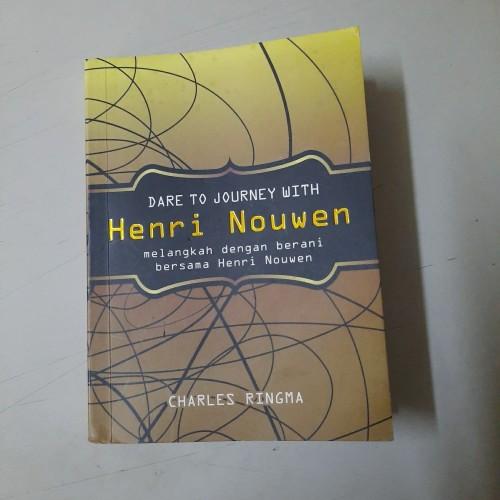 Foto Produk Charles Ringma - Dare To Journey with Henri Nouwen dari CV Pionir Jaya