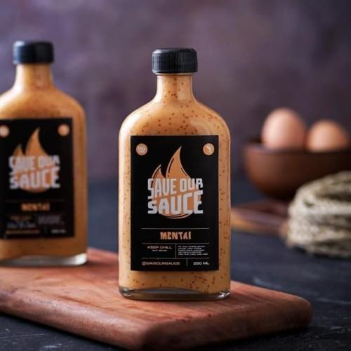 Foto Produk Save Our Sauce | MENTAI | 250 ML (Saus, Saos, Mentaiko) dari Save Our Sauce