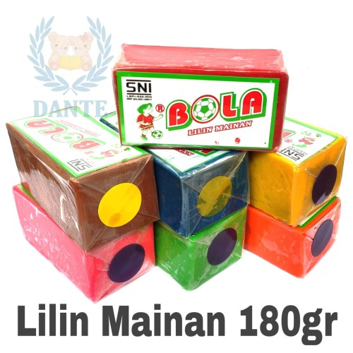 Foto Produk Lilin mainan/Plastisin dari Dante