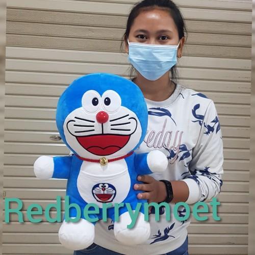 Foto Produk boneka doraemon XL / doraemon medium dari redberrymoet