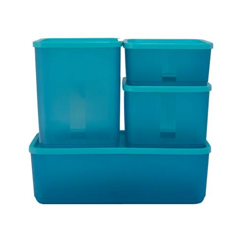 Foto Produk Calista Aurora Toples Set isi 4pcs - Biru dari Blooming_deal