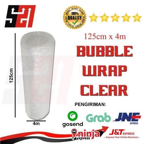 Foto Produk Bubble Wrap Buble Wrap Premium125cmx4m - BUBBLE BENING dari Sarana21