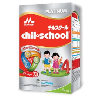 Foto Produk Chil School Platinum Vanila 800gr dari SusuMurahOnline.com