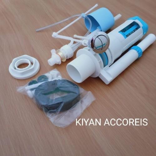 Foto Produk PELAMPUNG TOILET TEKAN 2 FLUSH TECHPLAS dari kiyan.accoreis@