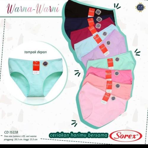 Foto Produk celana dalam wanita remaja abg sorex 15228 dari fjj mart
