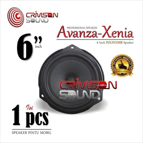 Foto Produk Speaker standar 6' OEM Avanza - XENIA dari Crimson Sound