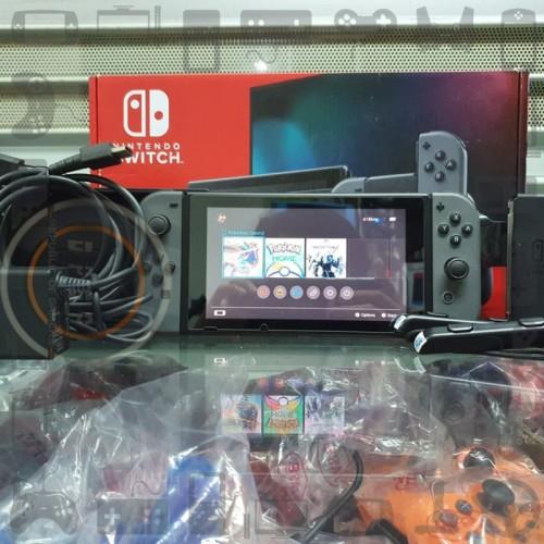 Foto Produk Nintendo Switch V2 Grey 2nd dari dpopshop