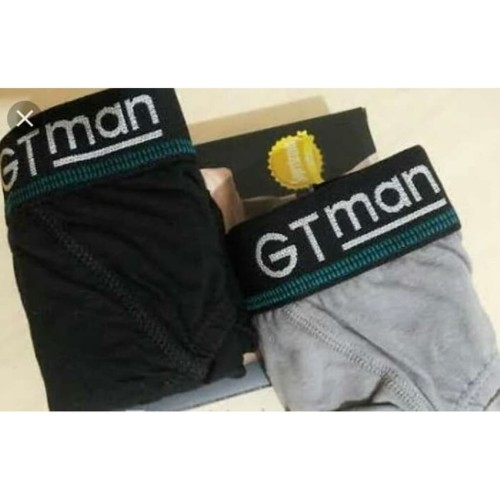 Foto Produk Celana Dalam Pria - GT Man - GTH - Isi 2 - Ukuran M - Random dari Warna Warni Sukabumi