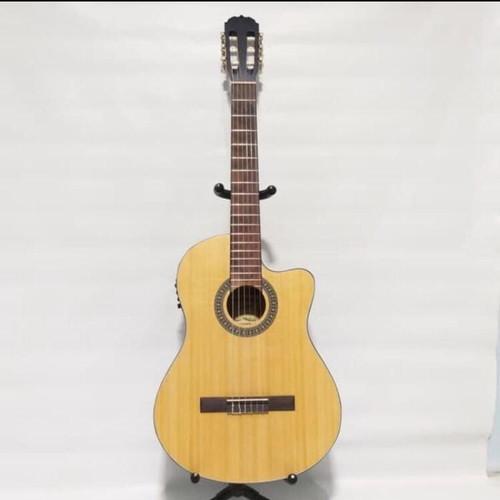 Foto Produk Gitar klasik nylon COWBOY CGC-100NA ORIGINAL - Natural dari Blaze Music