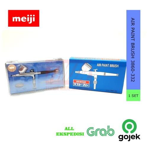 Foto Produk MEIJI Air Paint Brush / Air Brush 3860-332 dari Teknik Maju Jaya Abadi