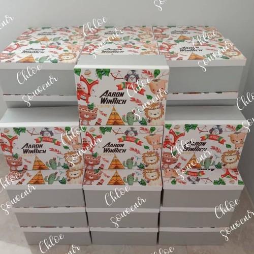 Foto Produk Hardbox kotak tutup custom dari Chloe boetik