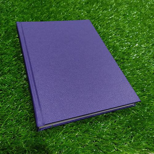 Foto Produk NOTE BOOK POLOS UK. A5 - Navy dari mokumoku store