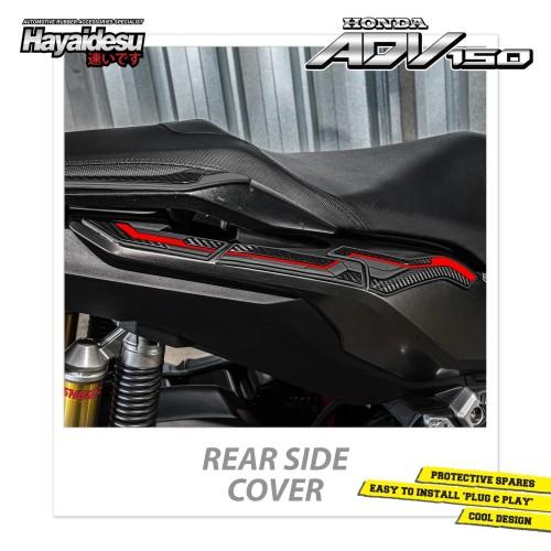 Foto Produk Hayaidesu Honda ADV Rear Side Body Protector Cover dari Hayaidesu Indonesia