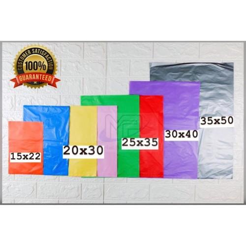 Foto Produk Kantong Plastik HD Tanpa Plong uk 35x50 JUMBO - HD Tanpa Plong - Biru dari Motoplast