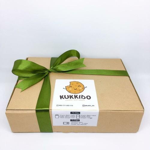 Foto Produk Kukkido Soft Cookies Paket Hampers - small dari kukkido