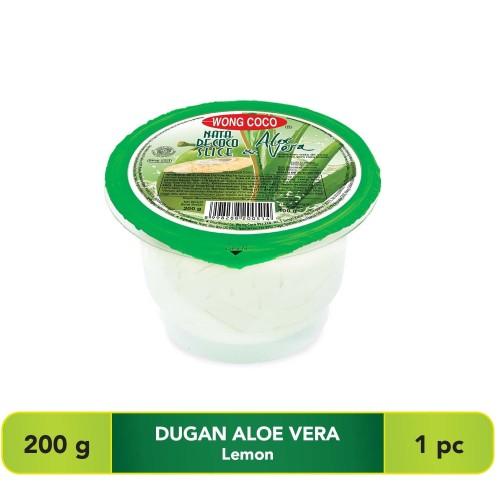 Foto Produk Wong Coco Dugan Aloe Vera 200Gr dari Wong Coco