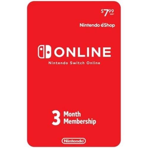 Foto Produk Nintendo Switch Online 3 Month Bulan USA US America Amerika eShop dari Verin Game
