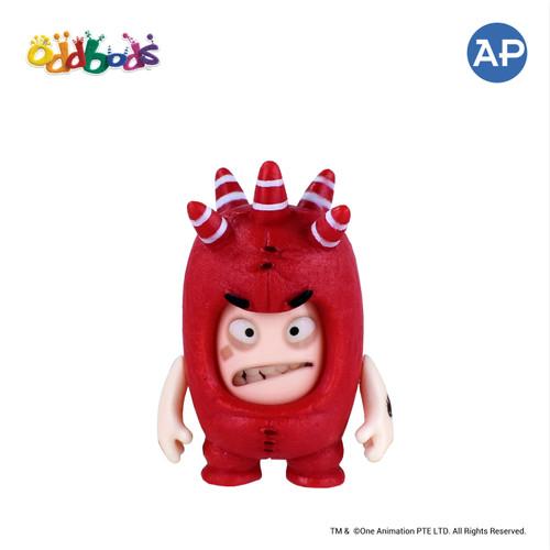 Foto Produk Oddbods Face Changer - Merah dari agatatoys