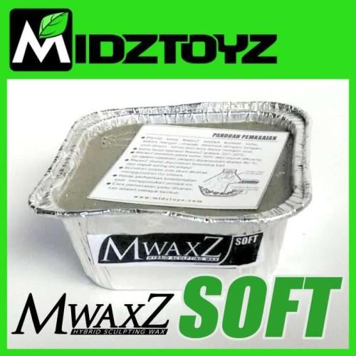 Foto Produk MwaxZ modeling & sculpting wax SOFT / lunak kecil 100g dari Midztoyz