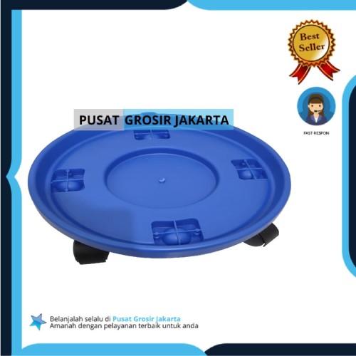 Foto Produk Tempat Tatakan Roda Tabung Gas Roda Serbaguna Termurah dari Pusat Grosir Jakarta.