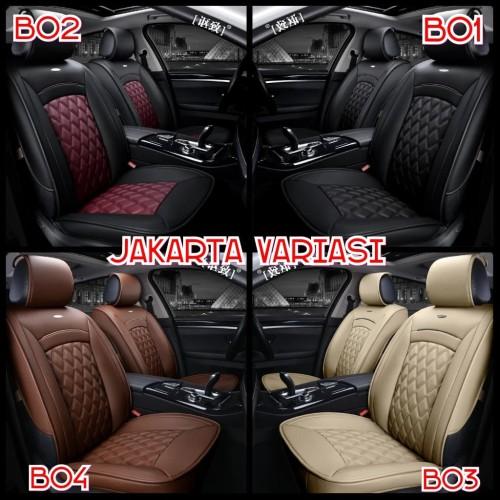 Foto Produk sarung jok mobil suzuki XL7 xpander cross all new rush all new terios dari jakarta sarung jok
