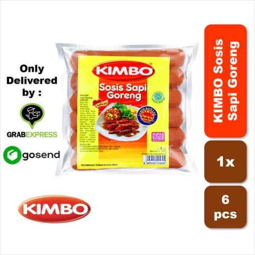 Foto Produk KIMBO Sosis Sapi Goreng6 dari KIMBO