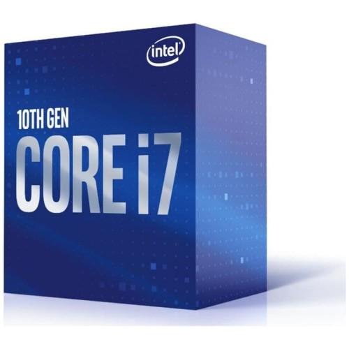 Foto Produk Intel Core i7 10700 2.90GHz 8 Core 16 Thread Comet Lake - LGA1200 dari J&J online