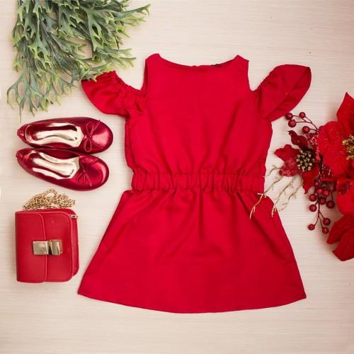 Foto Produk Dress Anak Perempuan Carrie Dress Lacey Atelier - XS 9-12 Bulan dari LACEY atelier
