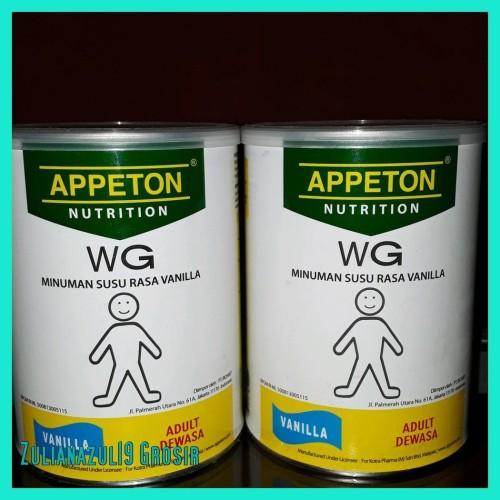 Foto Produk Diskon Appeton Weigth Gain Apeton Susu Penambah Berat Badan Dewasa 450 dari Zulianazul19 Grosir
