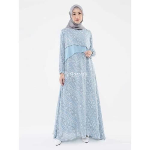 Foto Produk Mona Dress Crepe dari Qonita Batik Official