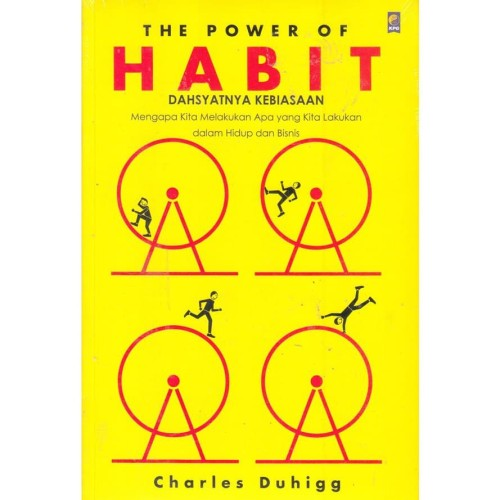 Foto Produk [Buku] Power of Habit - Charles Duhigg dari ombotak