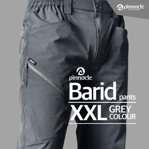 Foto Produk PINNACLE BARID XXL - Grey dari Pinnacle Pro
