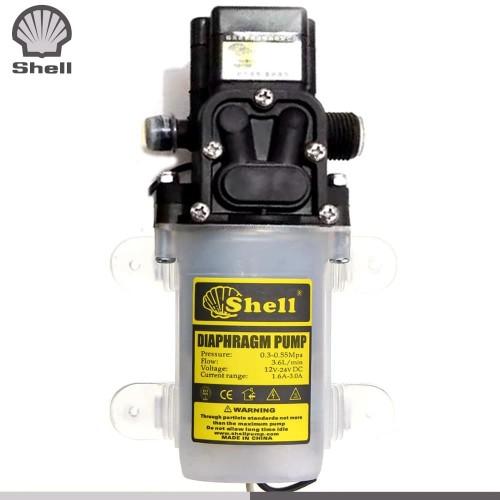 Jual Pompa Air Dc 12 Volt Shell Penguat Tekanan Air High Pressure Kota Depok Tukura Tokopedia