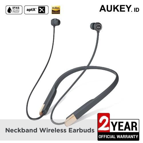 Foto Produk Aukey Headset Neckband Wireless Earbuds - 500402 dari AUKEY