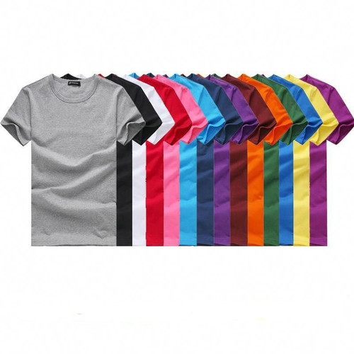 Foto Produk Kaos Polos Pria / Kaos Polos Termurah / Kaos Polos PE Unisex - Hitam, L dari MissMe Collection