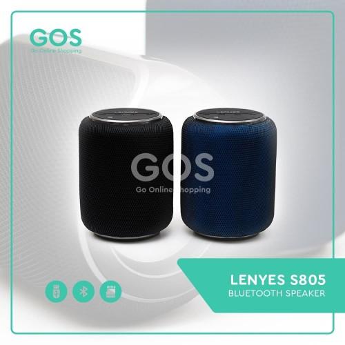Foto Produk SPEAKER BLUETOOTH PORTABLE LENYES S805 WATERPROOF TWS ORIGINAL dari GOS Aksesoris HP