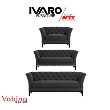 Foto Produk Ivaro Sofa 2 Seater Gloria - 100 dari Ivaro Furniture