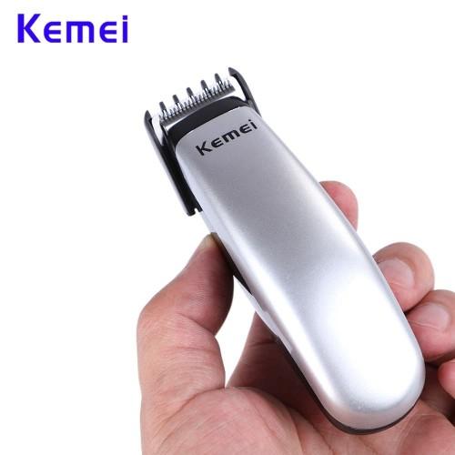 Foto Produk Alat cukur rambut jenggot Kemei KM-666 Mini Elektrik Hair Clipper dari lbagstore