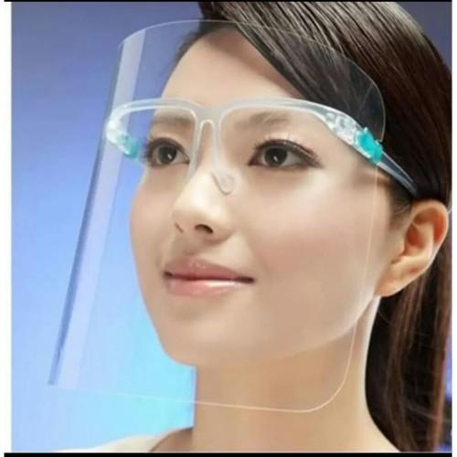 Foto Produk Face Shield Kacamata dari MKA Official Store