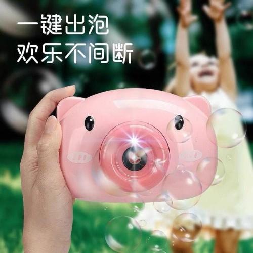 Foto Produk Mainan Anak Bubble Camera Electric dari PINZY Official Store