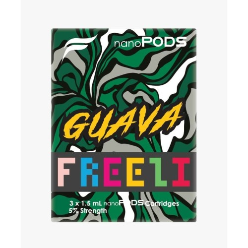 Foto Produk nanoPODS Guava Freezi (Regular) dari Nanostix Indonesia